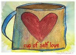 cup of self-love