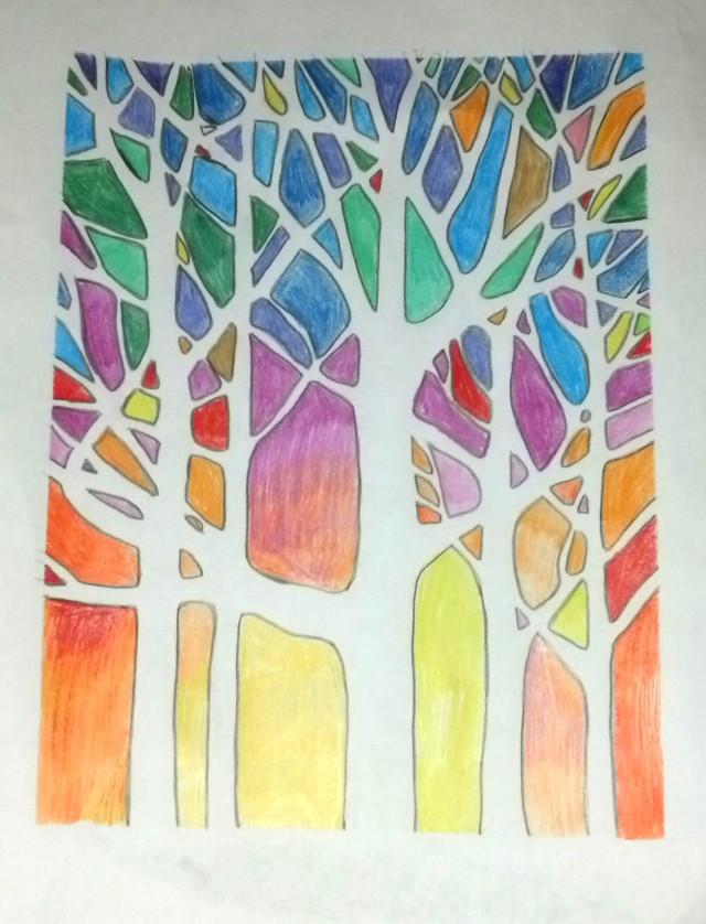 Tree by Lisa Springer