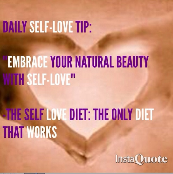 Self-Love Diet Tip