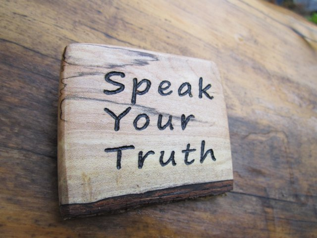 Speak Your Truth 1