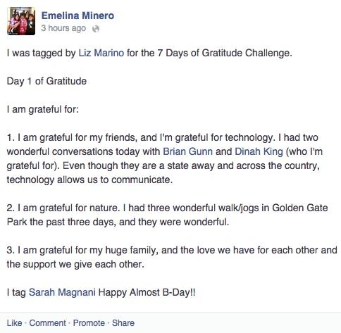 FB Gratitude